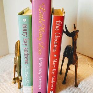 3 Mary Kay Andrews Books, Hardbacks